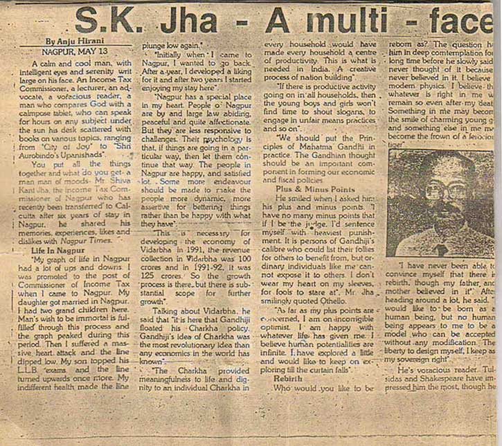 Nagpur_Time_Article_SKJHA_1992
