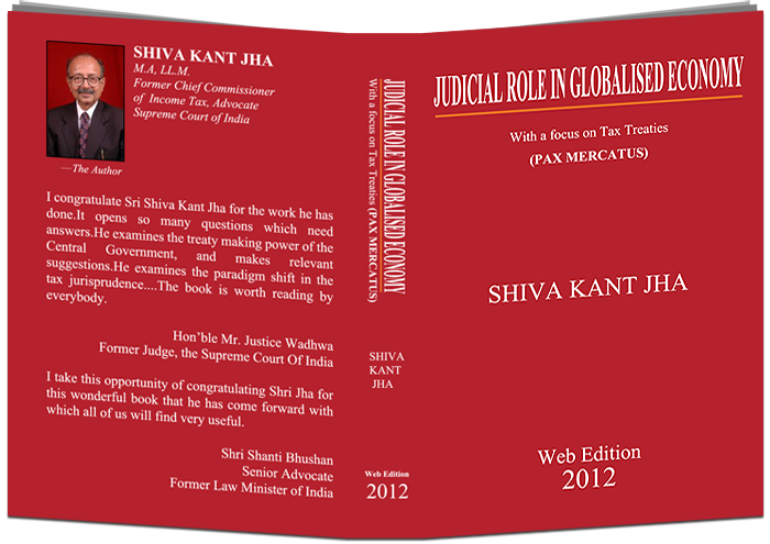 JUDICIAL ROLE IN GLOBALISED ECONOMY - 2012 Web Edition